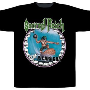Sacred Reich Shortsleeve T-Shirt Surf Nicaragua