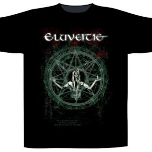 Eluveitie Shortsleeve T-Shirt Evocation