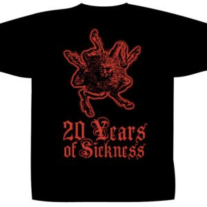 Morbid Angel Shortsleeve T-Shirt Blessed Are The Sick