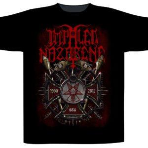 Impaled Nazarene Shortsleeve T-Shirt 1990-2012