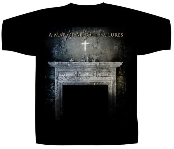 My Dying Bride Shortsleeve T-Shirt A Map Of All Our Failures