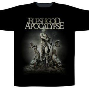 Fleshgod Apocalypse Shortsleeve T-Shirt Poseidon