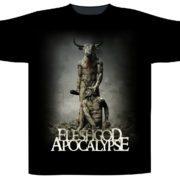 Fleshgod Apocalypse Shortsleeve T-Shirt Minotaur