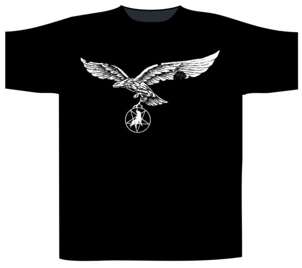 Marduk T-Shirt Baptism By Fire