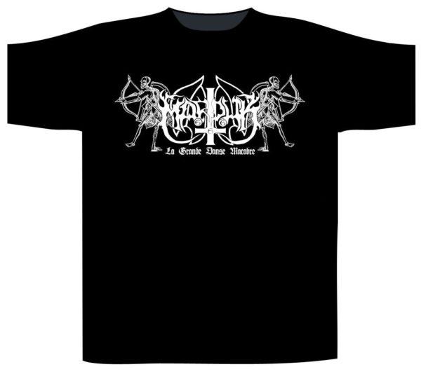 Marduk T-Shirt La Grande Danse Macabre