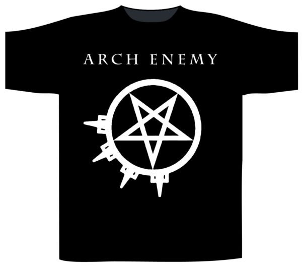 Arch Enemy T-Shirt Pure Fucking Metal
