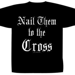 Dark Funeral T-Shirt Nail Them To The Cross