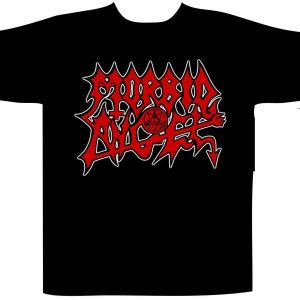 Morbid Angel Shortsleeve T-Shirt Thy Kingdom Come