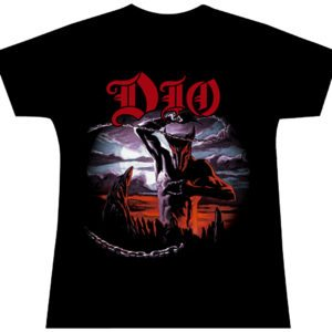 Dio Shortsleeve Girlie Tee Holy Diver