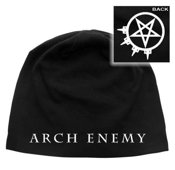 Arch Enemy Beanie Hat Logo