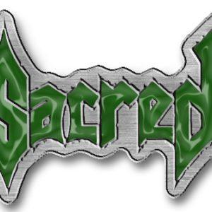 Sacred Reich Keyring Logo
